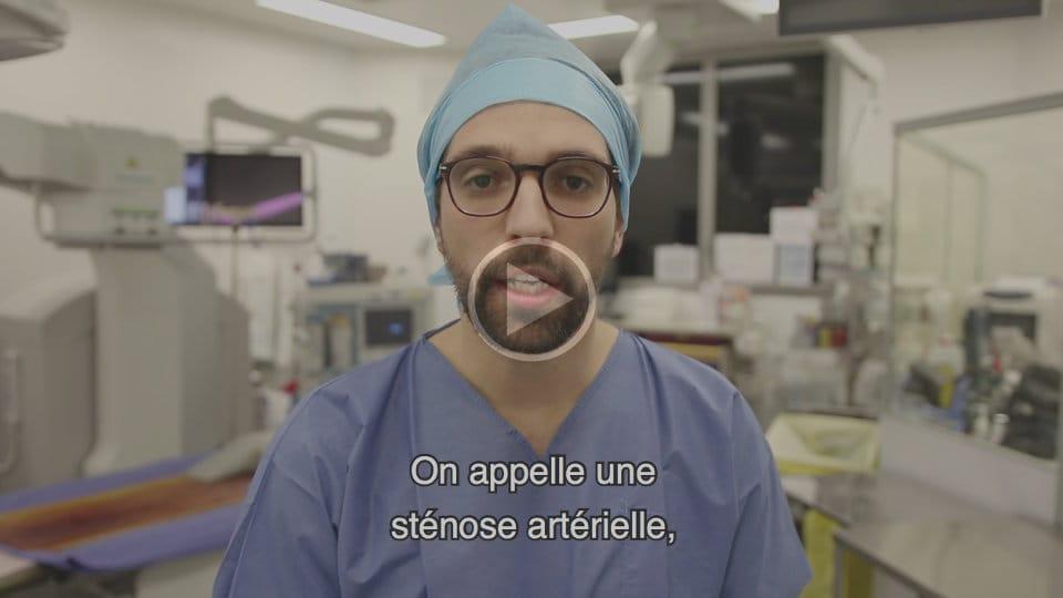 Greffe rénale-les sténoses artérielles